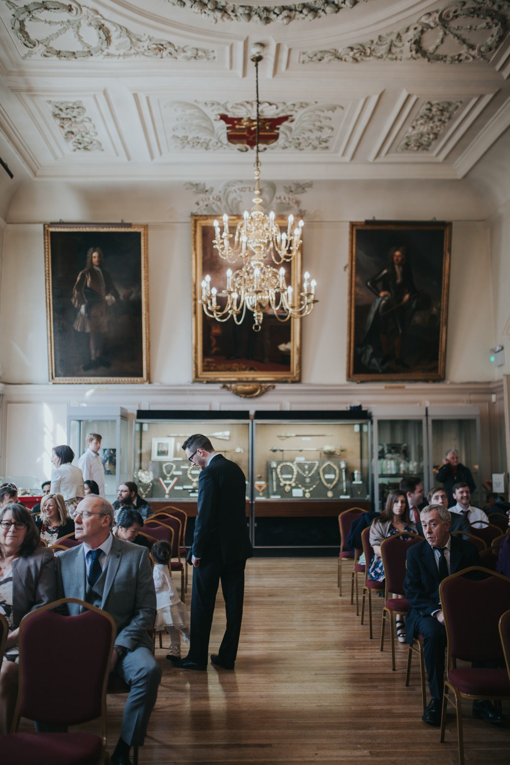 Alex & Michael: Guildhall Museum, Rochester & The BarnYard, Upchurch Wedding Photography 3