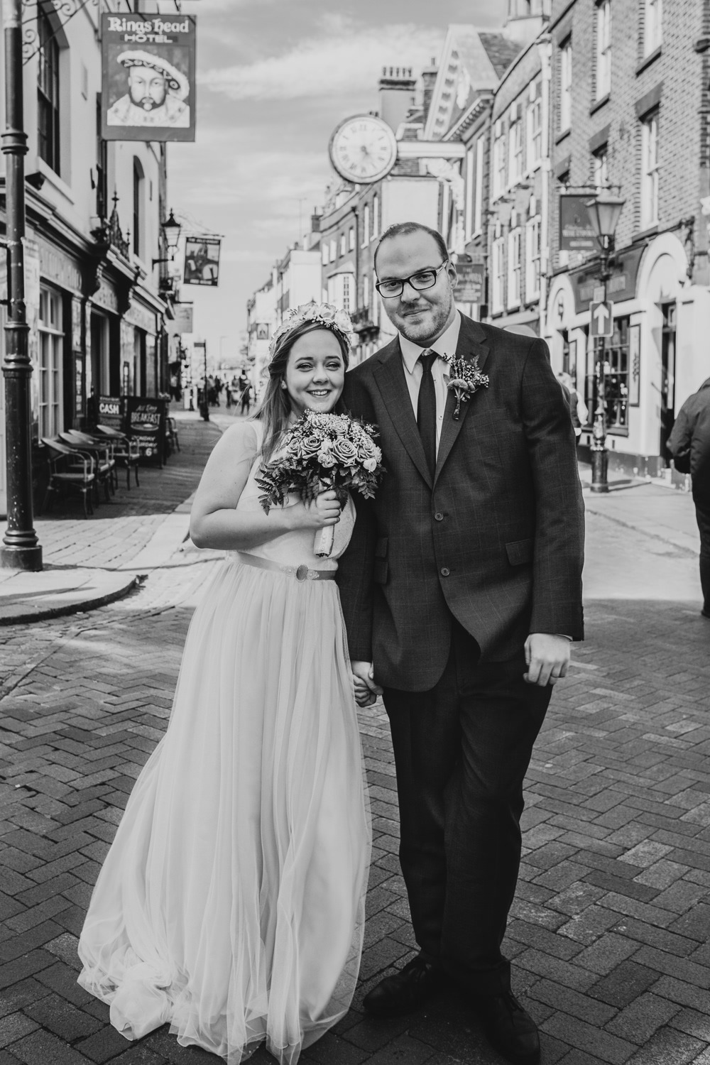 Alex & Michael: Guildhall Museum, Rochester & The BarnYard, Upchurch Wedding Photography 28