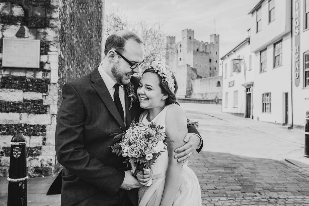 Alex & Michael: Guildhall Museum, Rochester & The BarnYard, Upchurch Wedding Photography 30