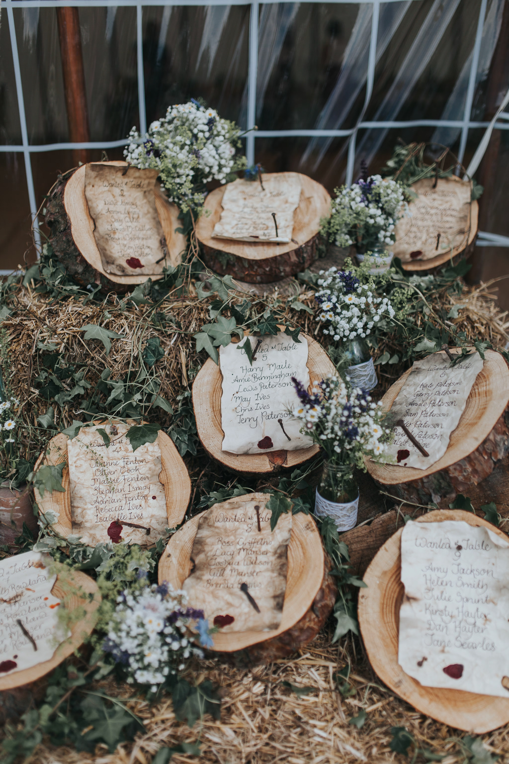 Emily and Phillip's Amazing Rustic DIY Tent Marquee Wedding in a Field in Colchester, Essex! 39