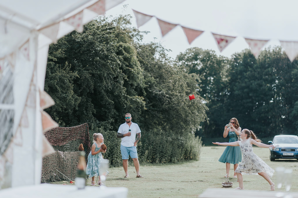Emily and Phillip's Amazing Rustic DIY Tent Marquee Wedding in a Field in Colchester, Essex! 65
