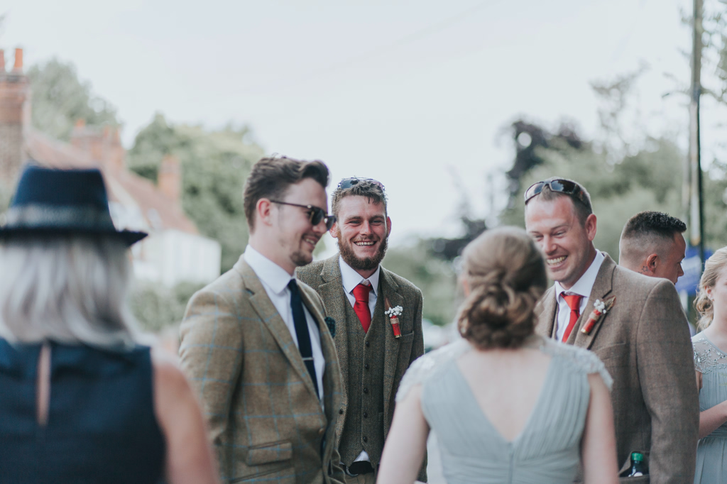 Emily and Phillip's Amazing Rustic DIY Tent Marquee Wedding in a Field in Colchester, Essex! 6