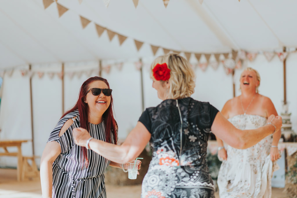 Emily and Phillip's Amazing Rustic DIY Tent Marquee Wedding in a Field in Colchester, Essex! 107