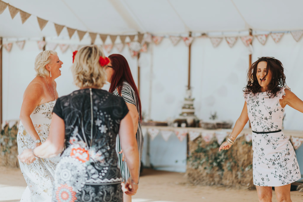 Emily and Phillip's Amazing Rustic DIY Tent Marquee Wedding in a Field in Colchester, Essex! 108