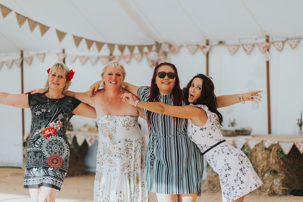Emily and Phillip's Amazing Rustic DIY Tent Marquee Wedding in a Field in Colchester, Essex! 109