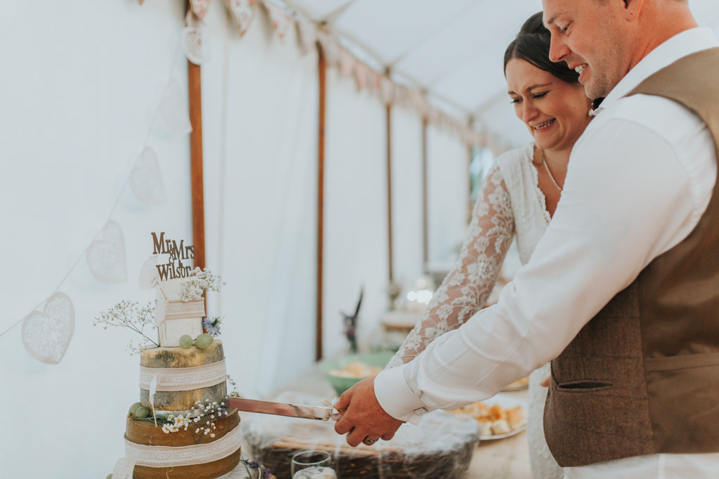Emily and Phillip's Amazing Rustic DIY Tent Marquee Wedding in a Field in Colchester, Essex! 123
