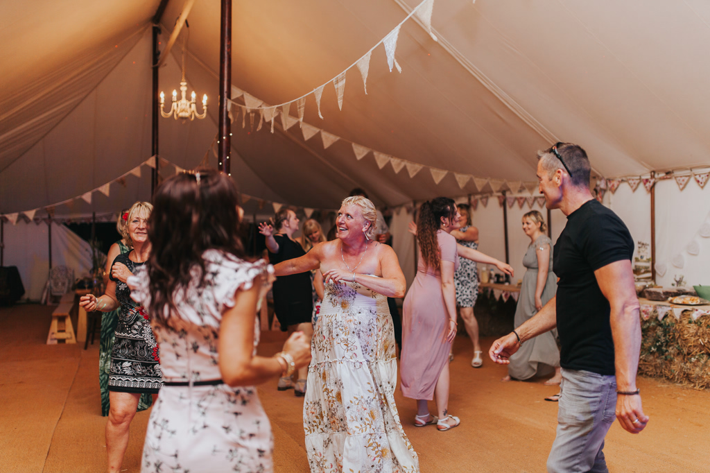 Emily and Phillip's Amazing Rustic DIY Tent Marquee Wedding in a Field in Colchester, Essex! 147