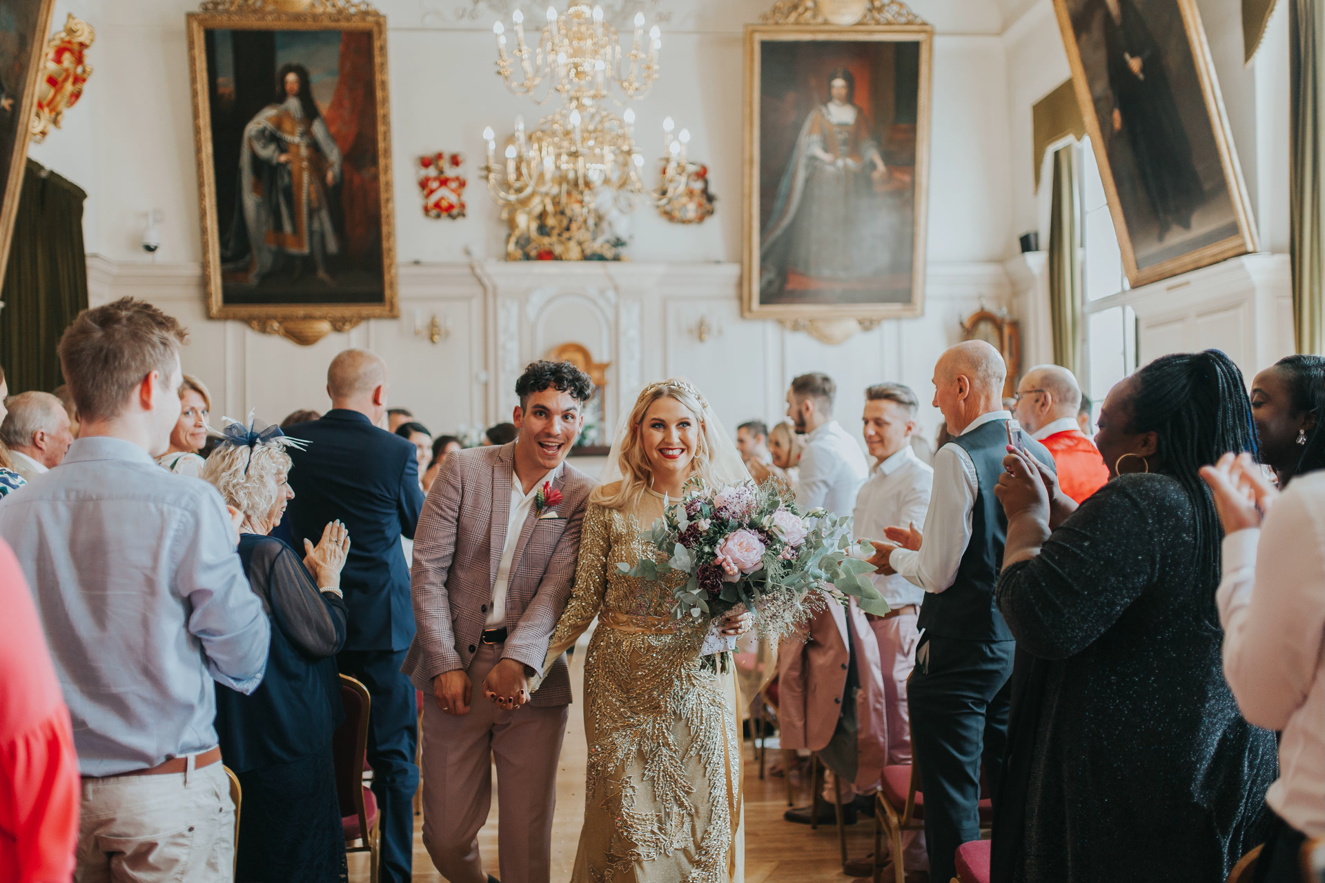 Guildhall Museum Rochester Wedding Photography