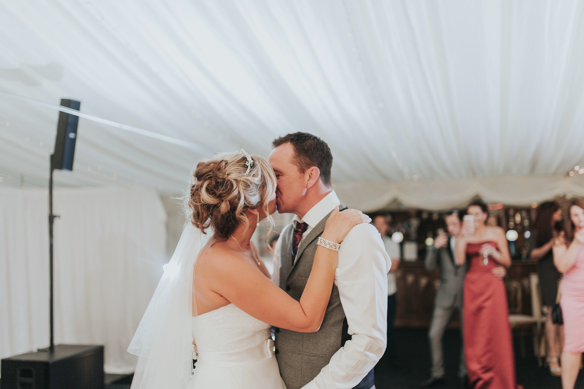 The Barnyard Wedding Photography, Kent - Louise & Steve 100