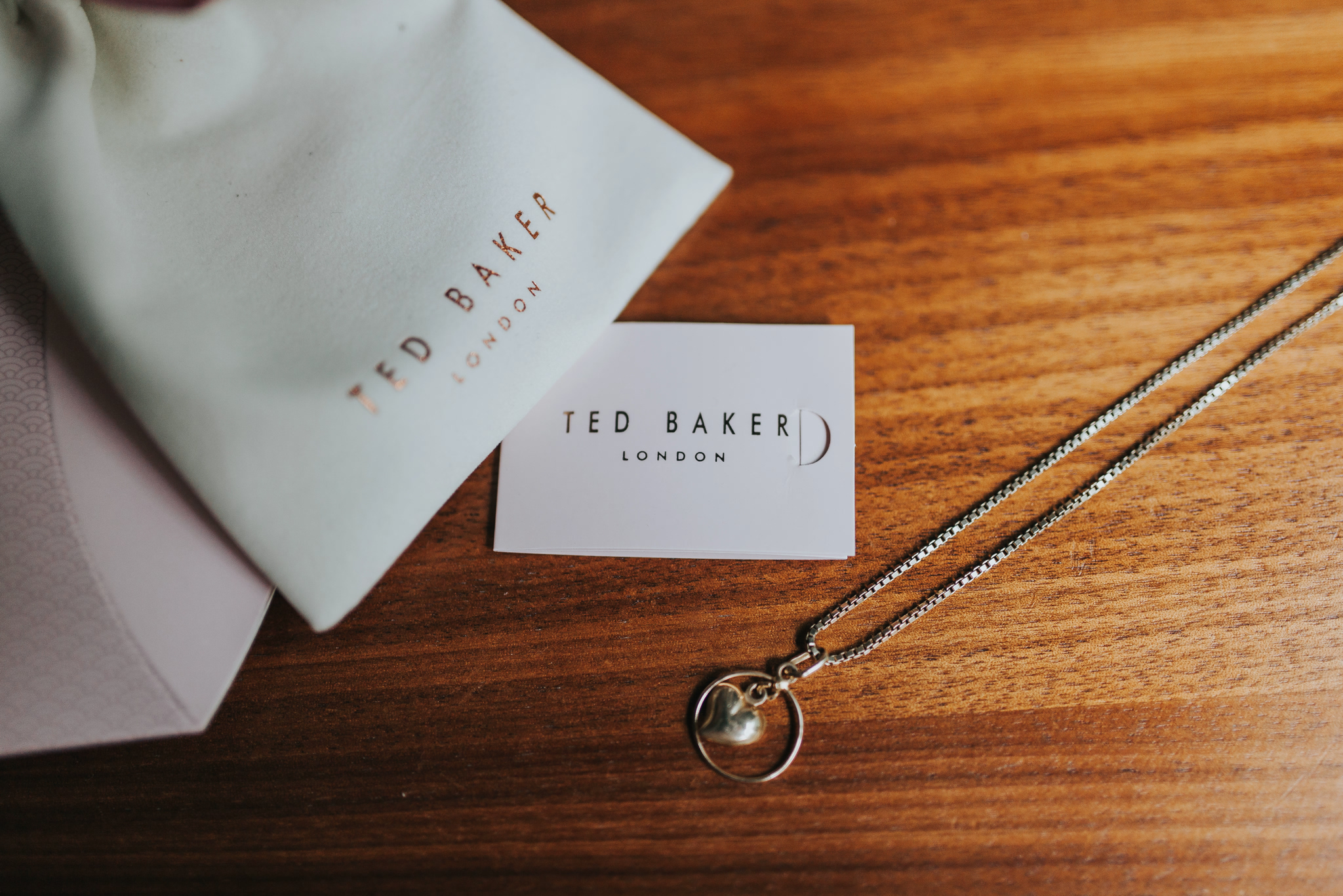 ted baker wedding jewellery
