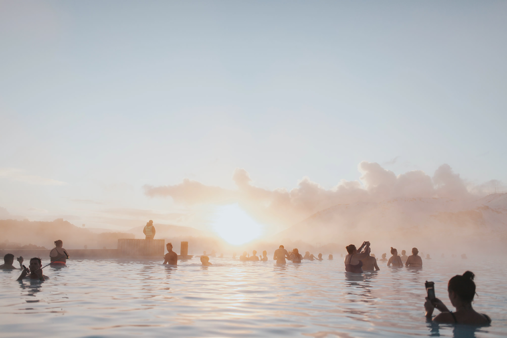 blue lagoon travel photography iceland