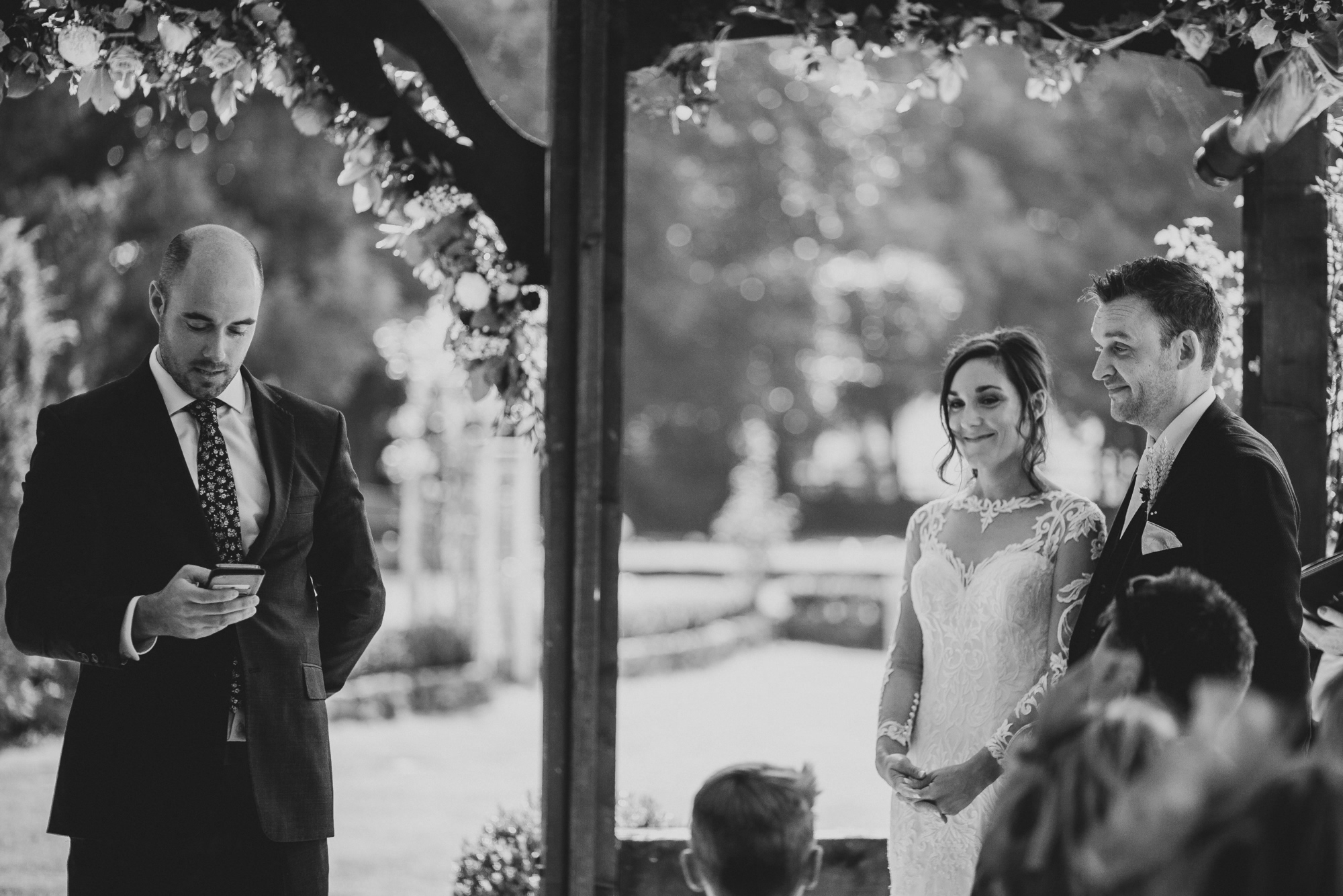 Sian Stephen Hayne House Kent Wedding Photographer 37