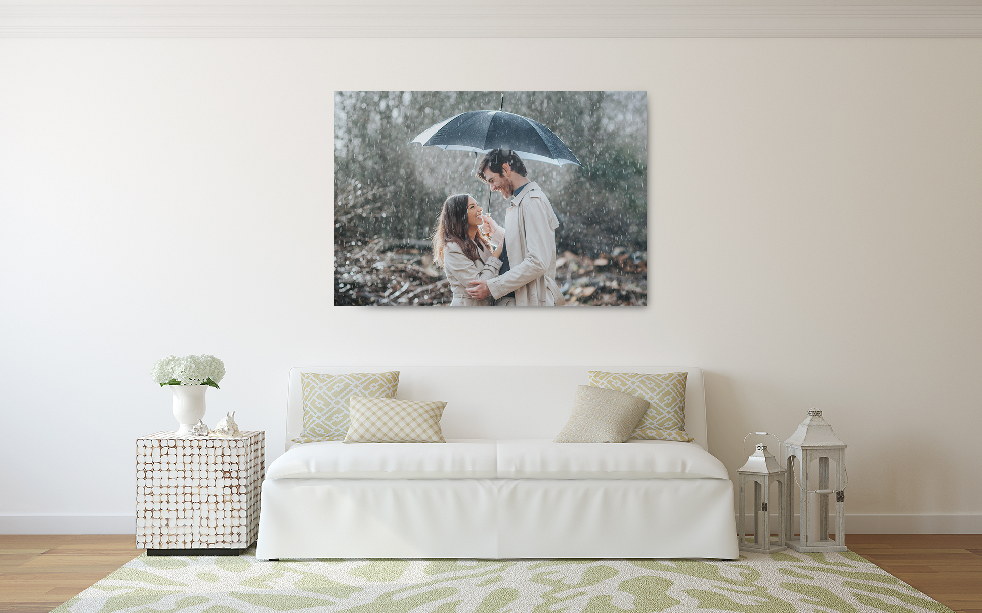 HD acrylic print wall art