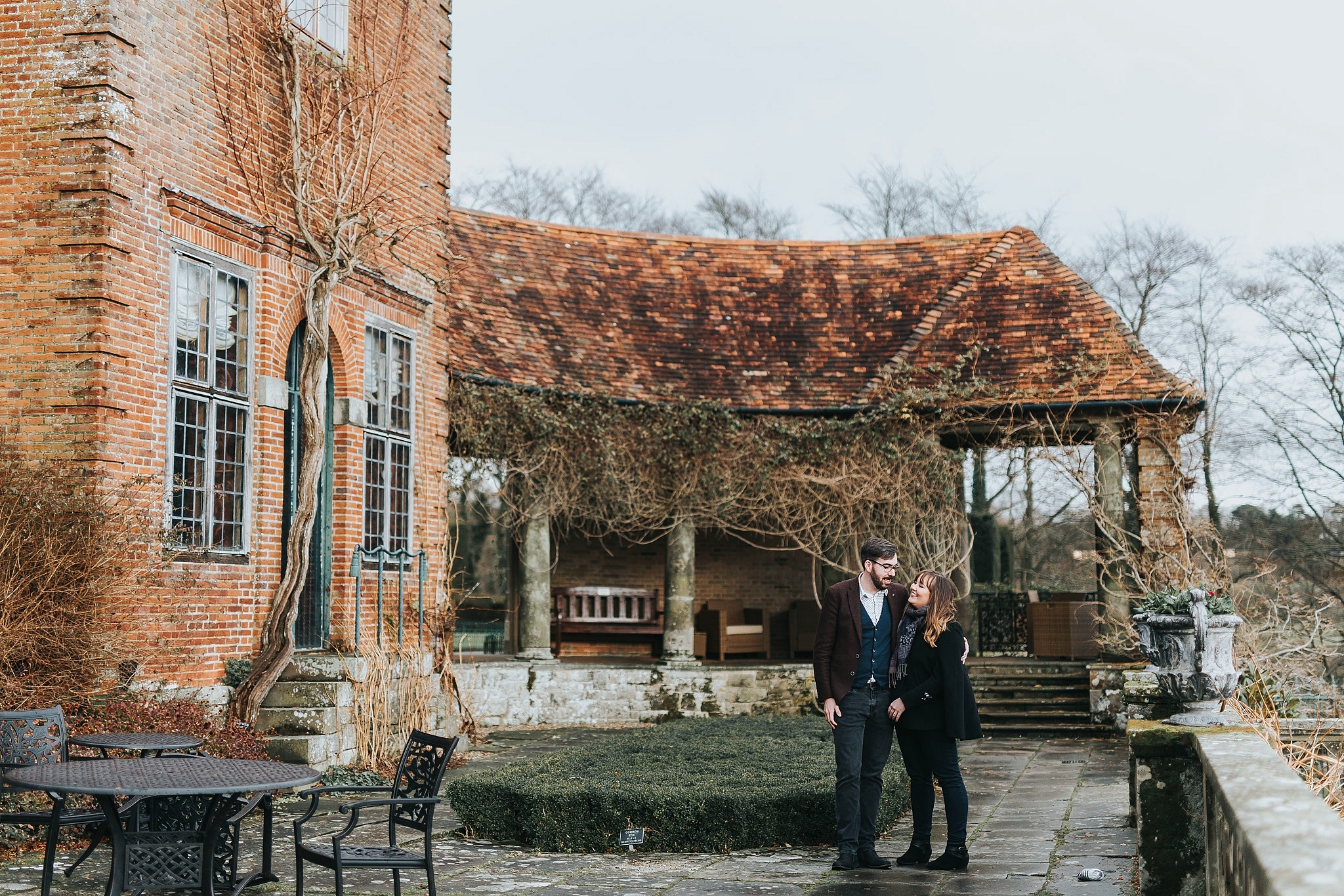 Port Lympne Photography engagement photographer kent Emily Crutcher 11