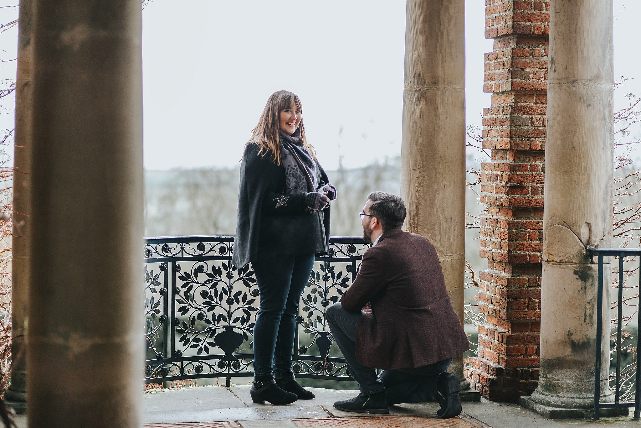 Port Lympne Photography engagement photographer kent Emily Crutcher 8
