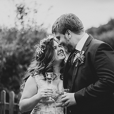 backyard wedding photography kent