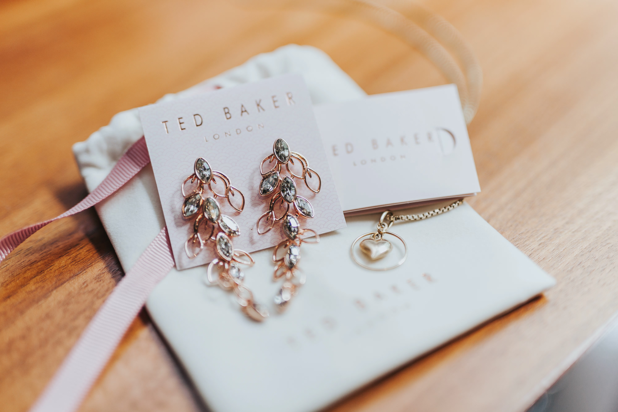 ted baker jewellery wedding