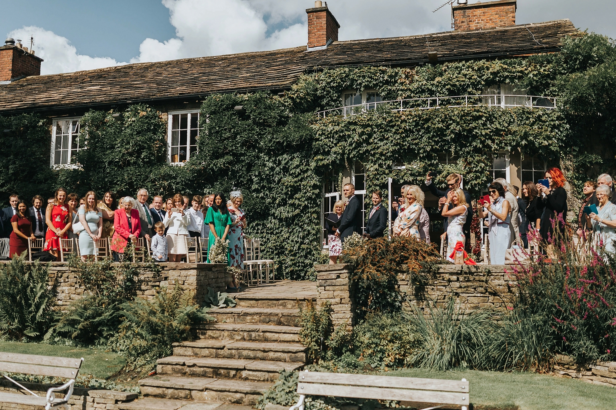 Hilltop Country House Wedding Photography Claire Keir by Emily Crutcher 32