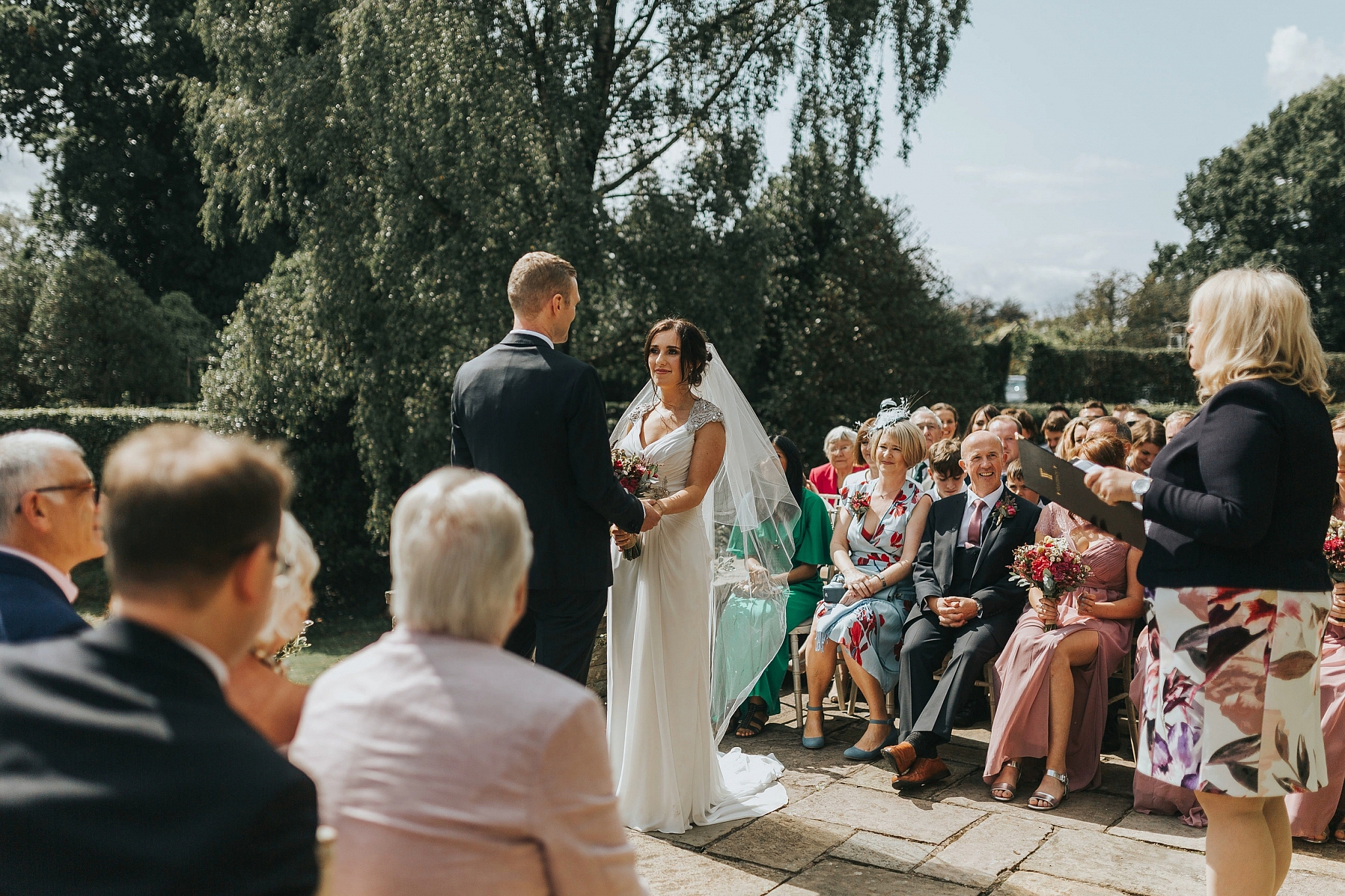 Hilltop Country House Wedding Photography Claire Keir by Emily Crutcher 33