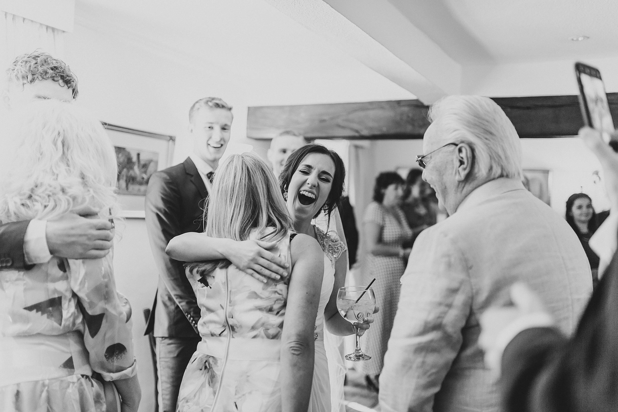wedding reactions