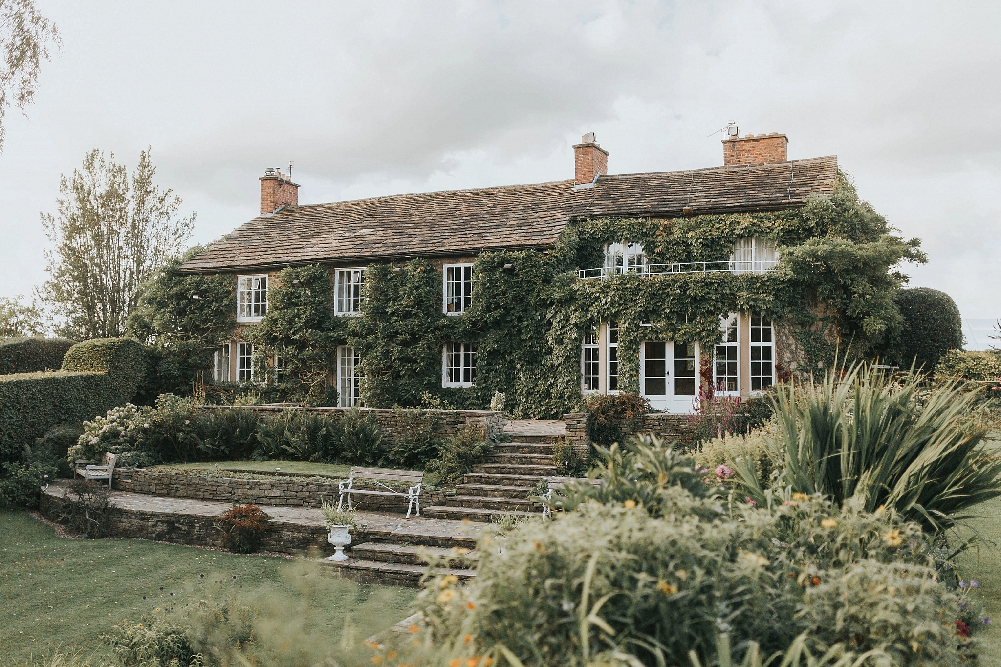 Hilltop Country House Wedding Photography Claire Keir by Emily Crutcher 82