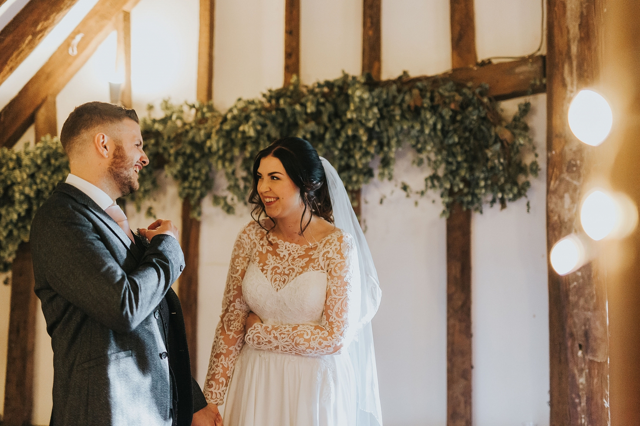 barn wedding kent