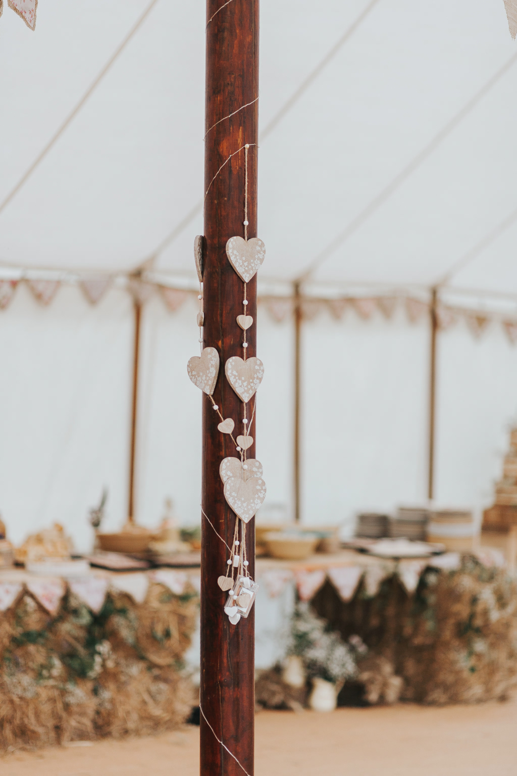 Emily and Phillip's Amazing Rustic DIY Tent Marquee Wedding in a Field in Colchester, Essex! 54