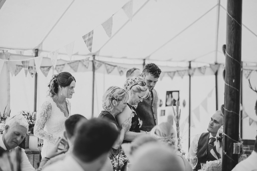 Emily and Phillip's Amazing Rustic DIY Tent Marquee Wedding in a Field in Colchester, Essex! 62