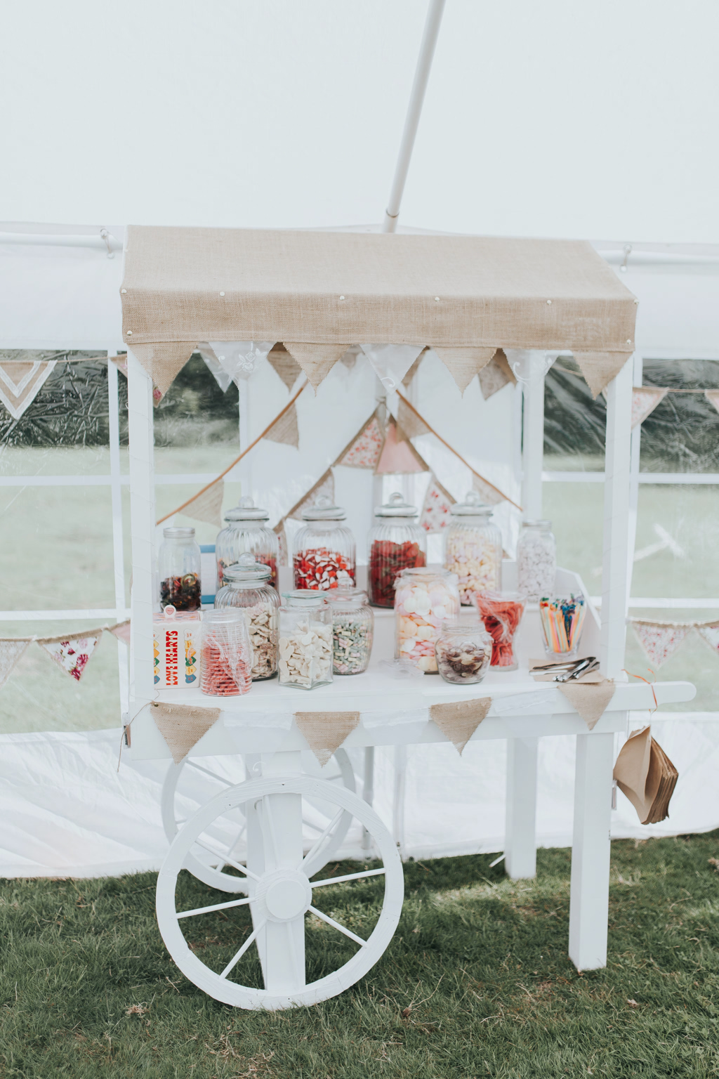 Emily and Phillip's Amazing Rustic DIY Tent Marquee Wedding in a Field in Colchester, Essex! 63