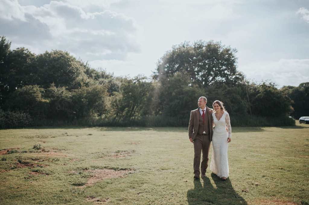 Emily and Phillip's Amazing Rustic DIY Tent Marquee Wedding in a Field in Colchester, Essex! 69