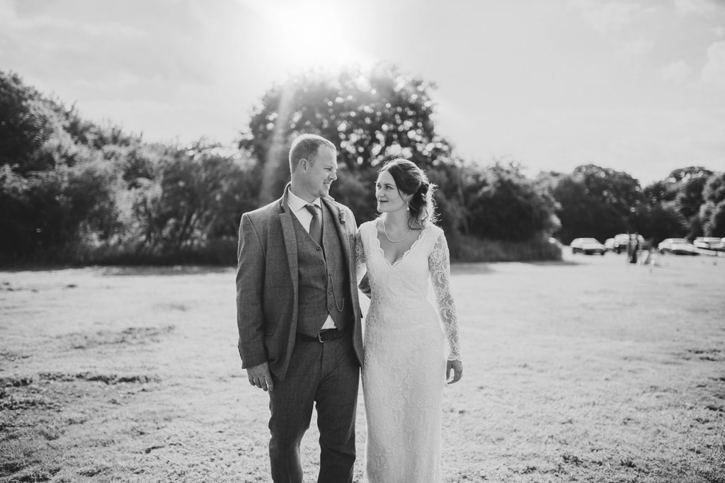Emily and Phillip's Amazing Rustic DIY Tent Marquee Wedding in a Field in Colchester, Essex! 70