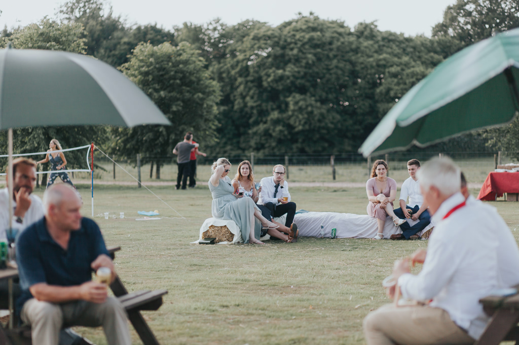 Emily and Phillip's Amazing Rustic DIY Tent Marquee Wedding in a Field in Colchester, Essex! 97