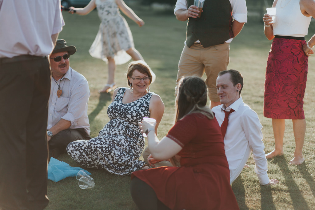 Emily and Phillip's Amazing Rustic DIY Tent Marquee Wedding in a Field in Colchester, Essex! 115
