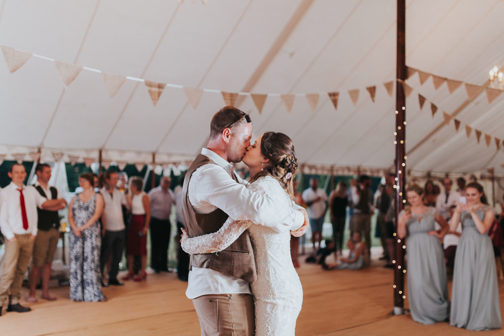 Emily and Phillip's Amazing Rustic DIY Tent Marquee Wedding in a Field in Colchester, Essex! 124