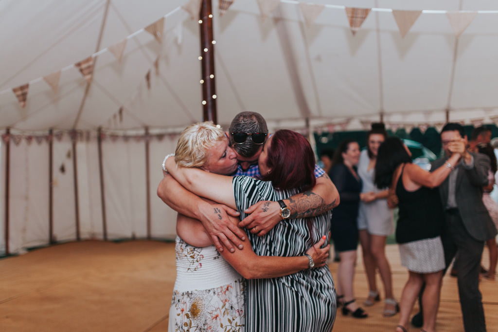 Emily and Phillip's Amazing Rustic DIY Tent Marquee Wedding in a Field in Colchester, Essex! 126