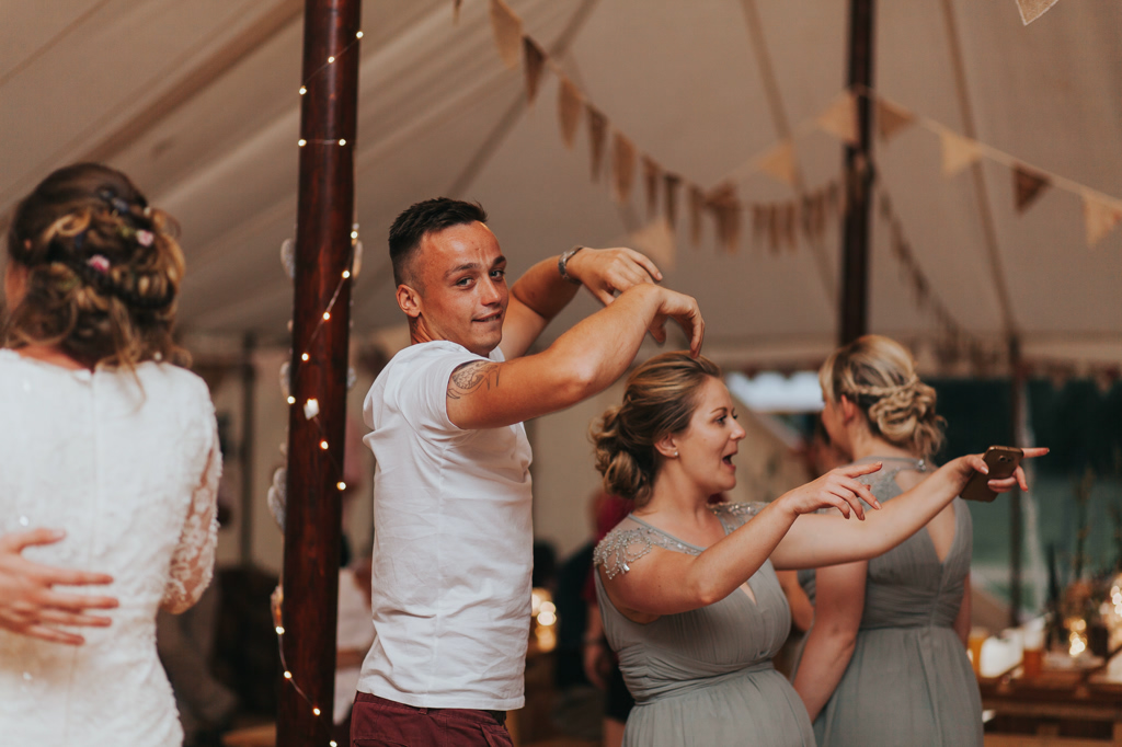 Emily and Phillip's Amazing Rustic DIY Tent Marquee Wedding in a Field in Colchester, Essex! 138