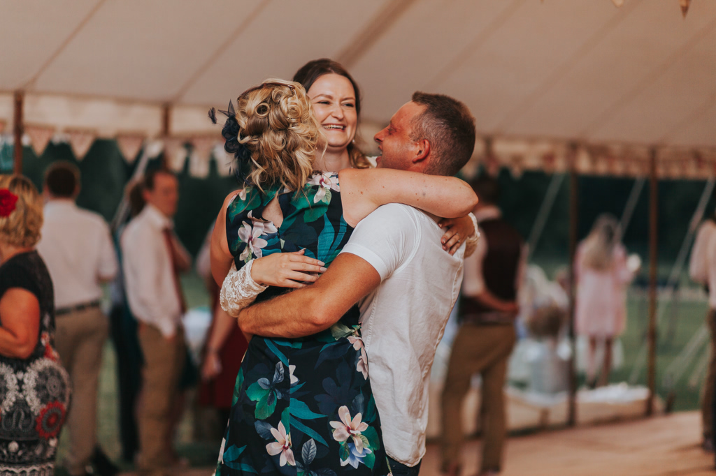 Emily and Phillip's Amazing Rustic DIY Tent Marquee Wedding in a Field in Colchester, Essex! 140