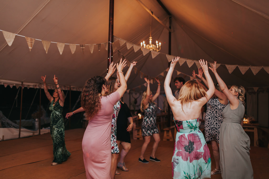 Emily and Phillip's Amazing Rustic DIY Tent Marquee Wedding in a Field in Colchester, Essex! 148