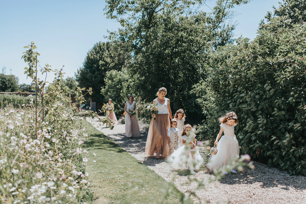 Jennie & Simon's: The Secret Garden Wedding Photography in Ashford, Kent 25