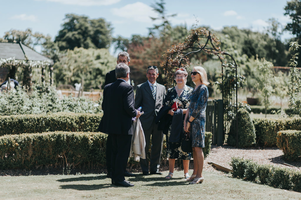 Jennie & Simon's: The Secret Garden Wedding Photography in Ashford, Kent 41