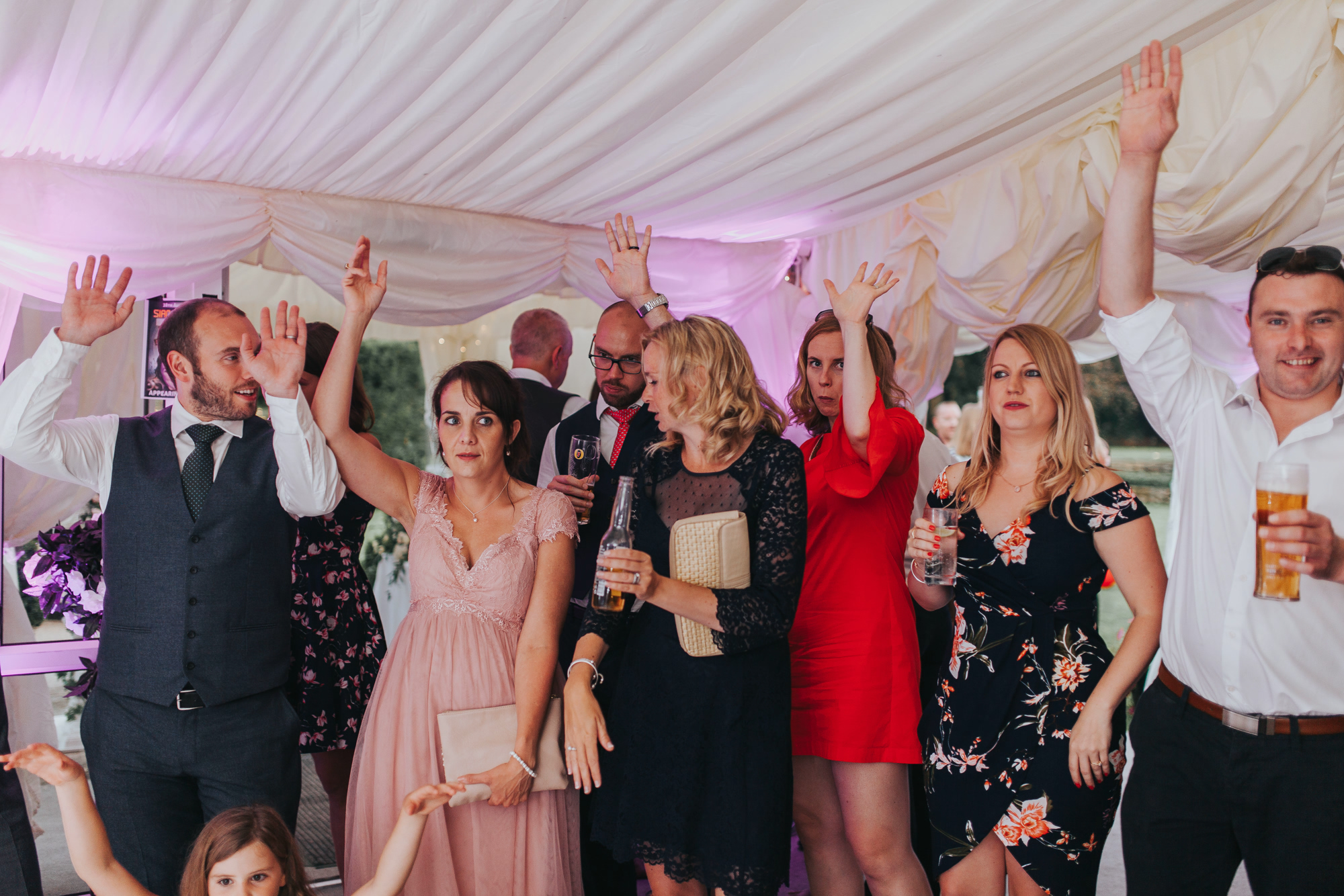 Sian Stephen Hayne House Kent Wedding Photographer 235