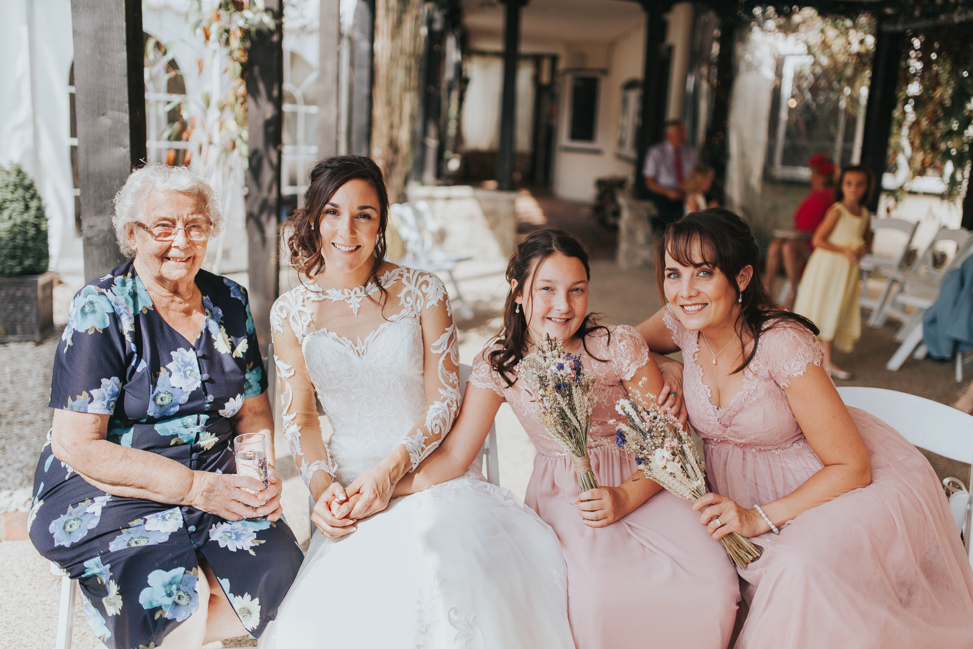 Sian Stephen Hayne House Kent Wedding Photographer 94