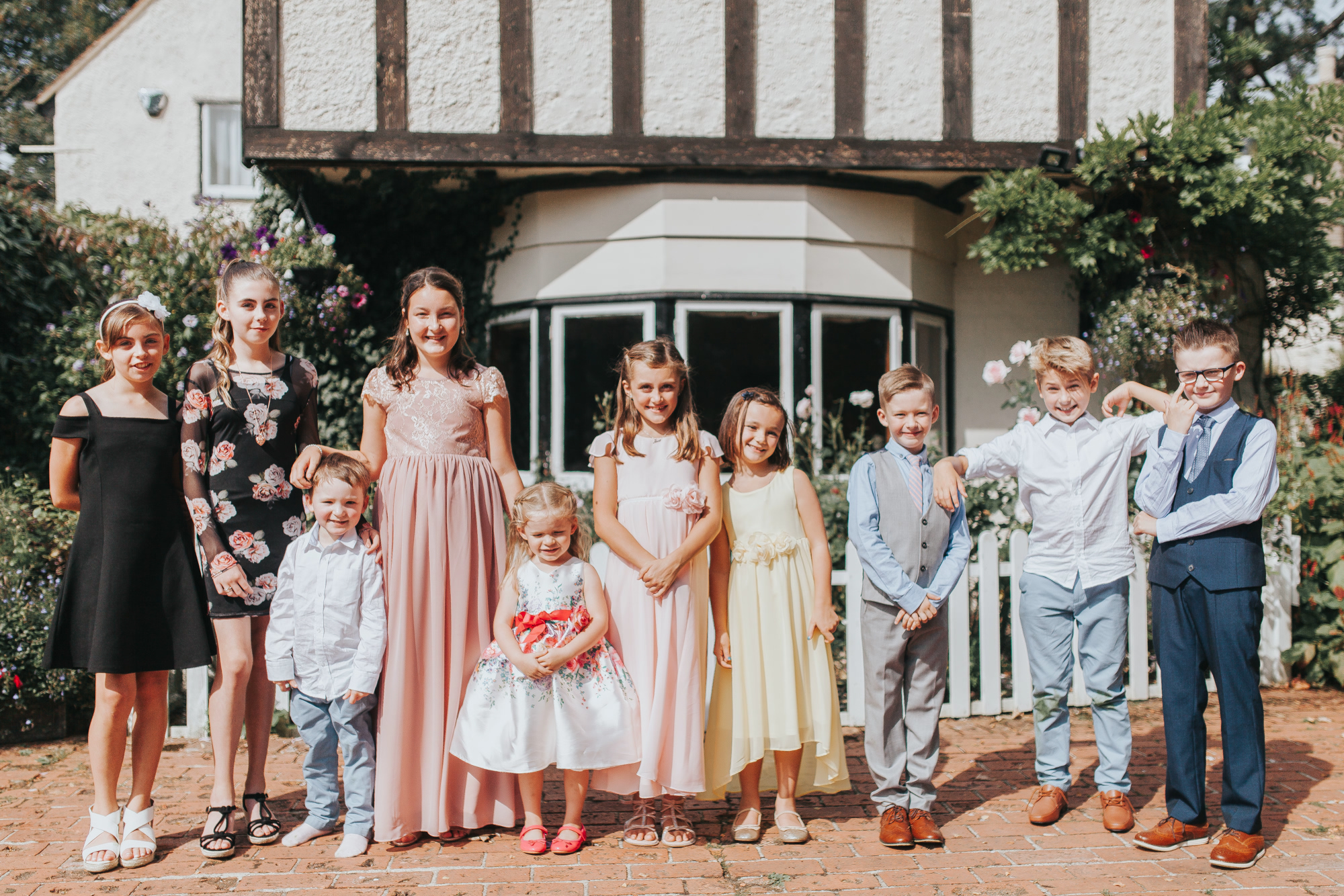 Sian Stephen Hayne House Kent Wedding Photographer 97