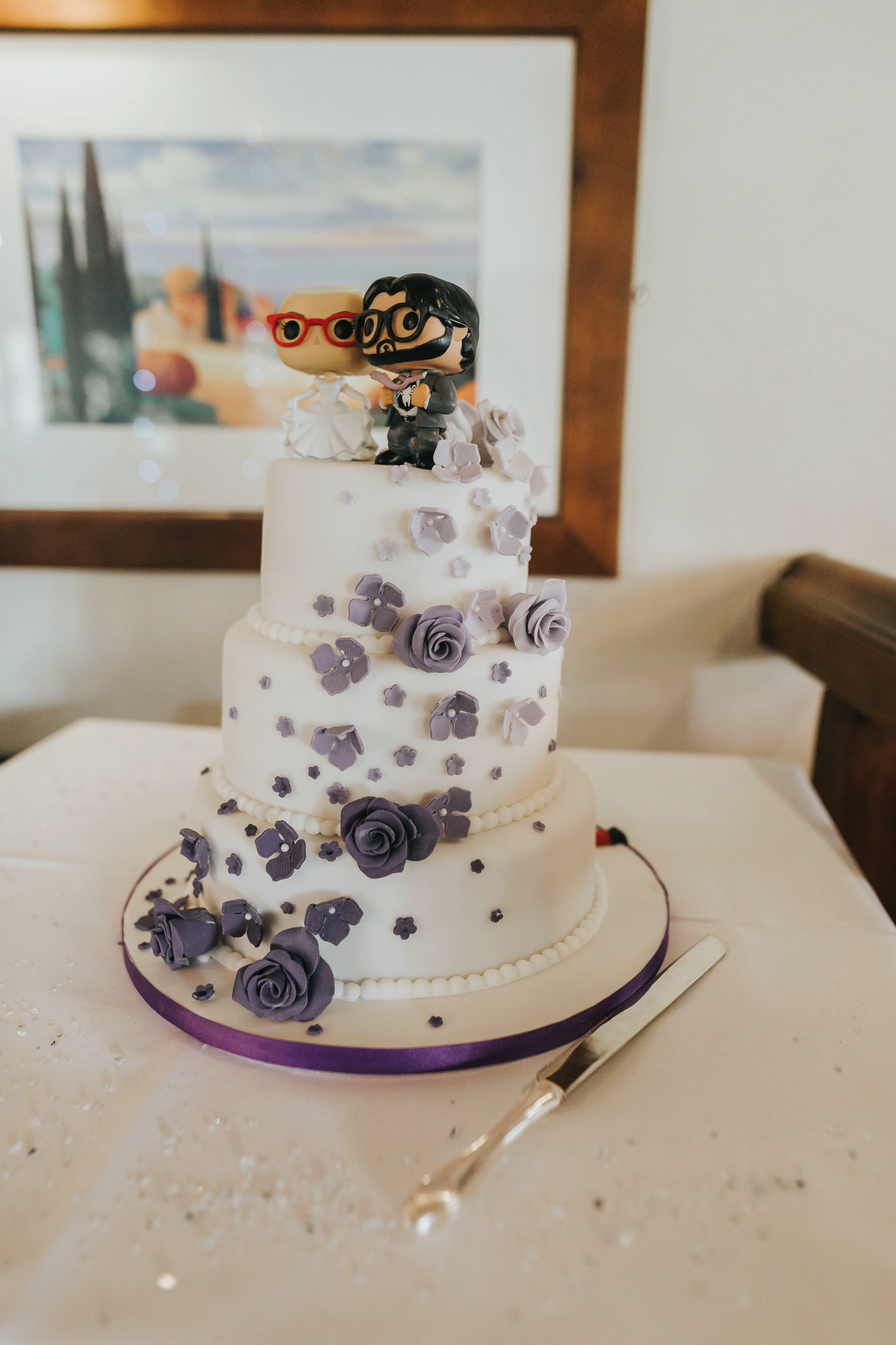 alternative wedding cake toppers uk my favourite wedding cakes of 2017 as a wedding 10697