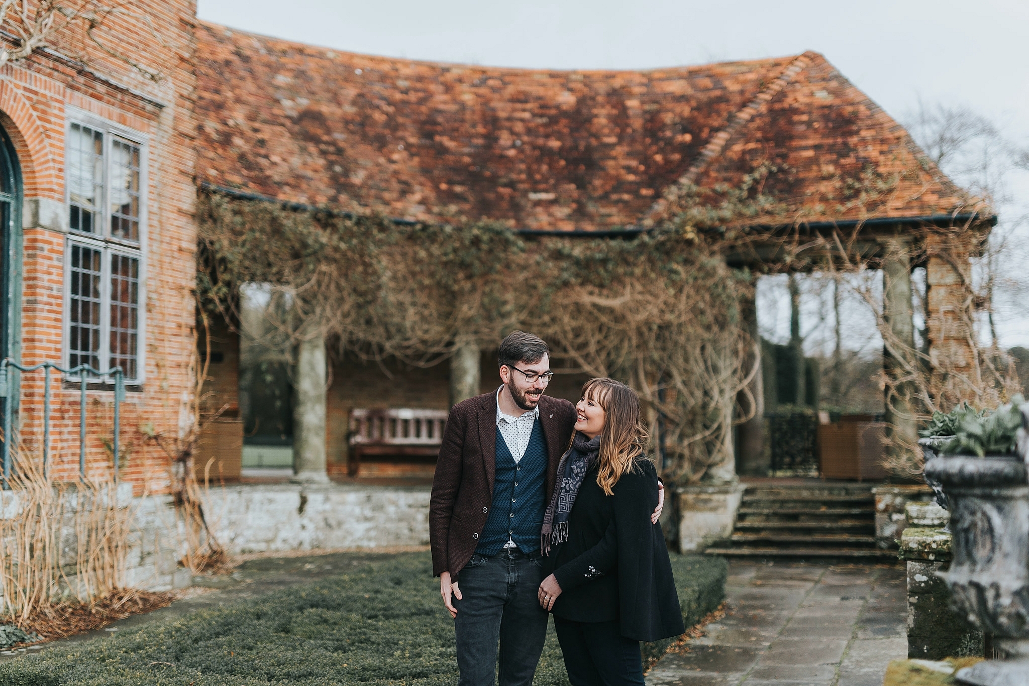 Port Lympne Photography engagement photographer kent Emily Crutcher 10