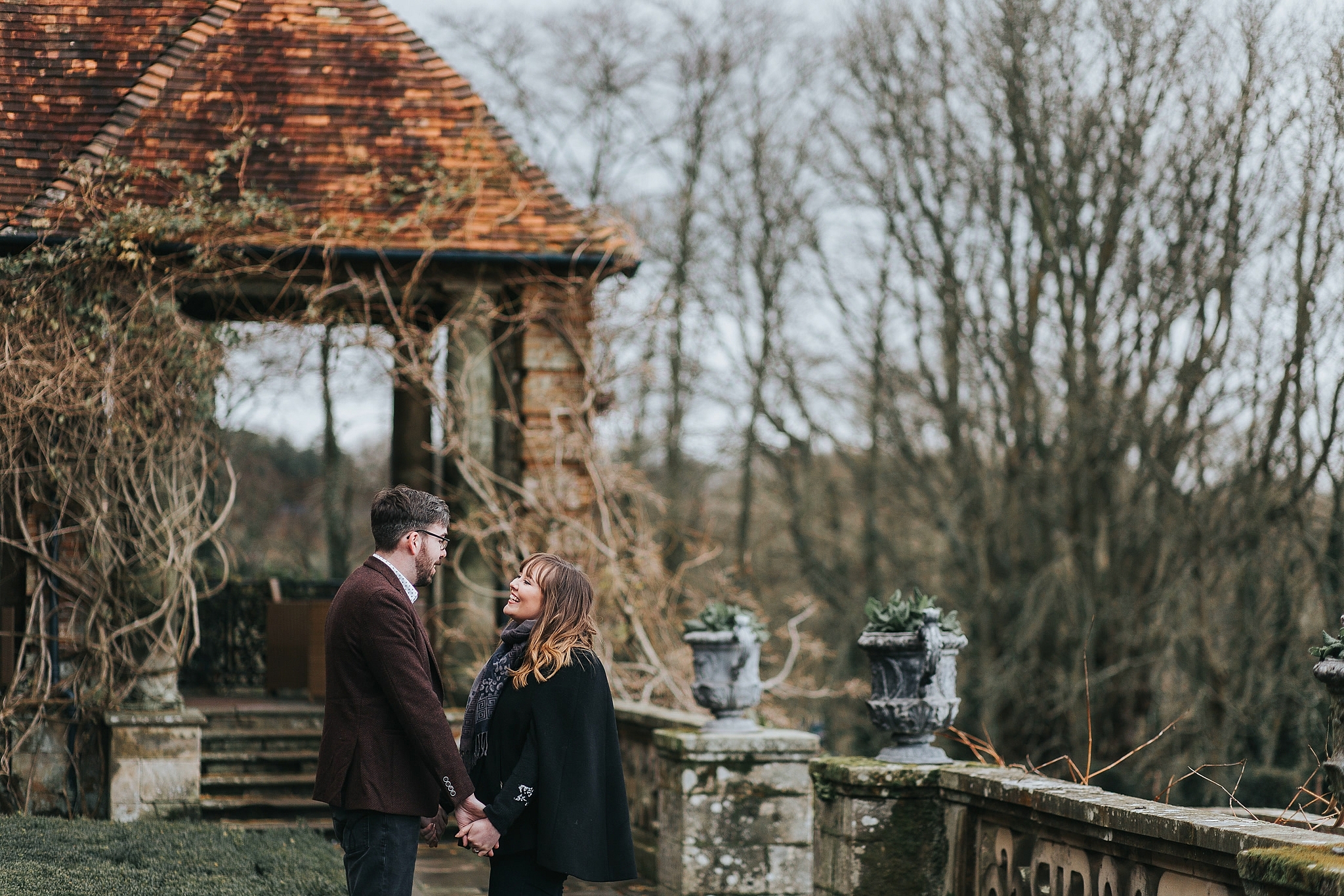 Port Lympne Photography engagement photographer kent Emily Crutcher 12