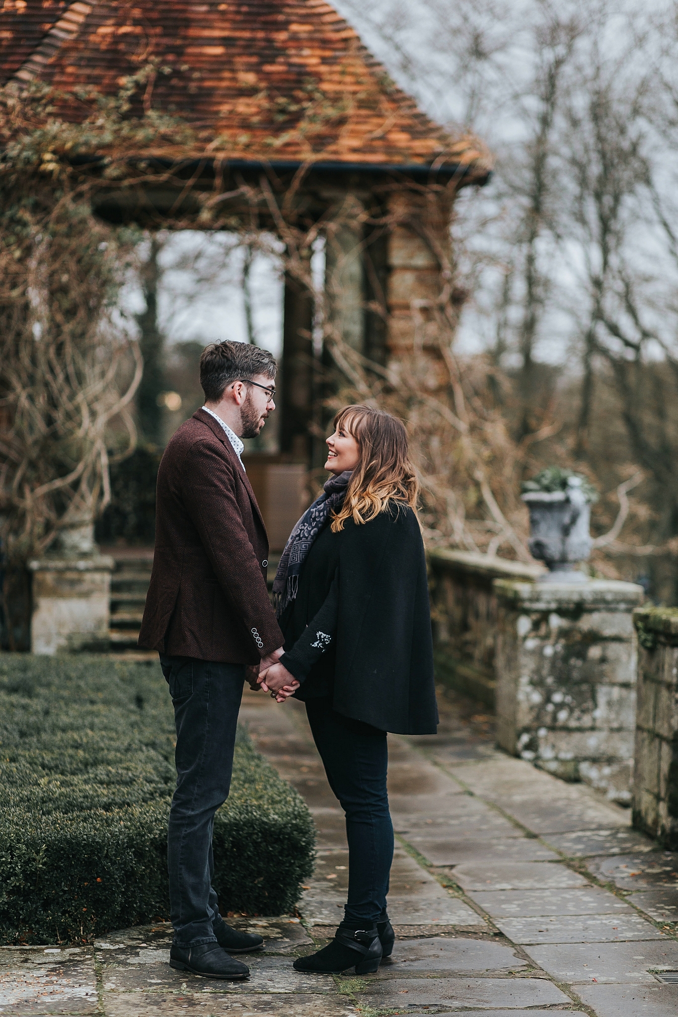 Port Lympne Photography engagement photographer kent Emily Crutcher 13