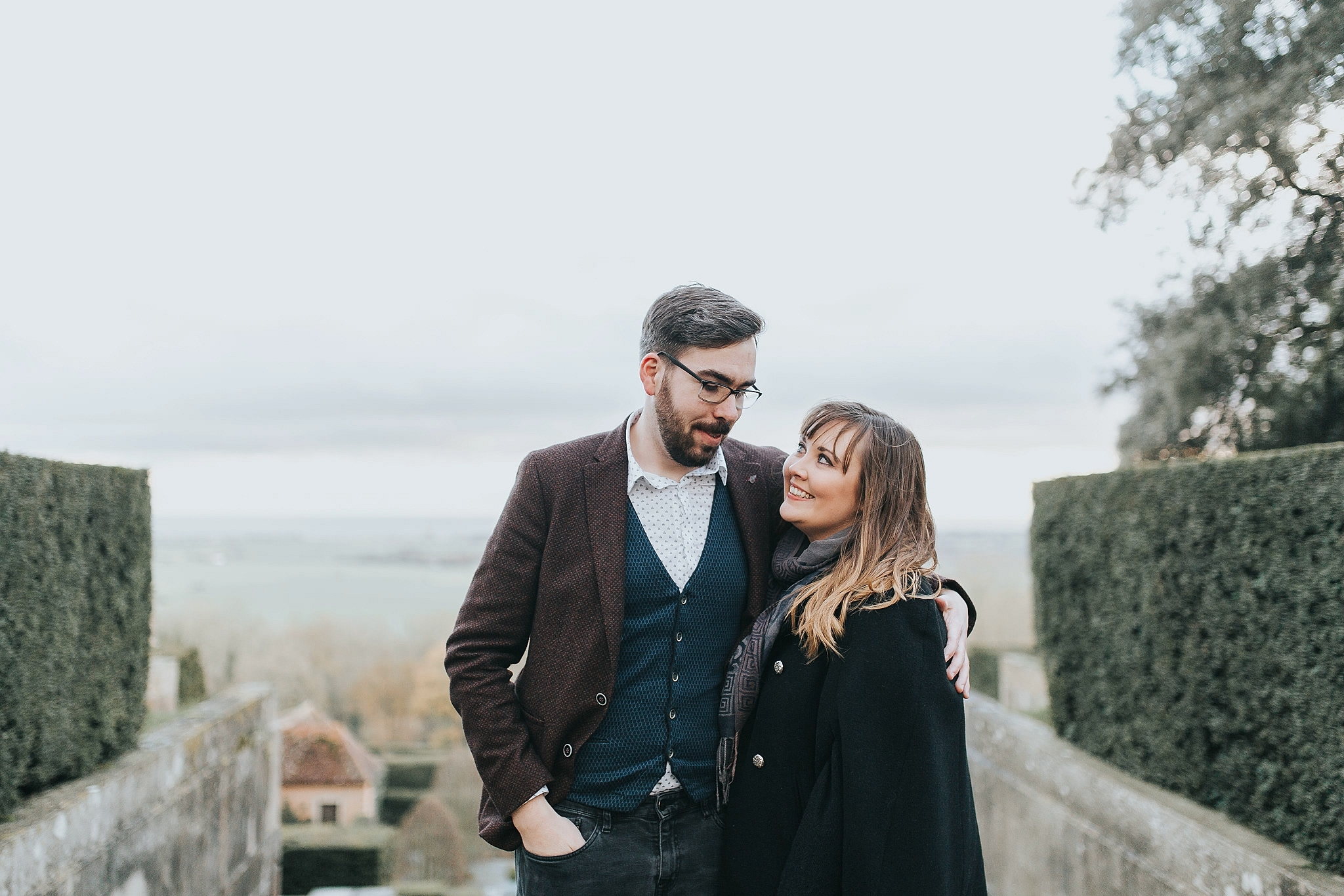 Port Lympne Photography engagement photographer kent Emily Crutcher 20