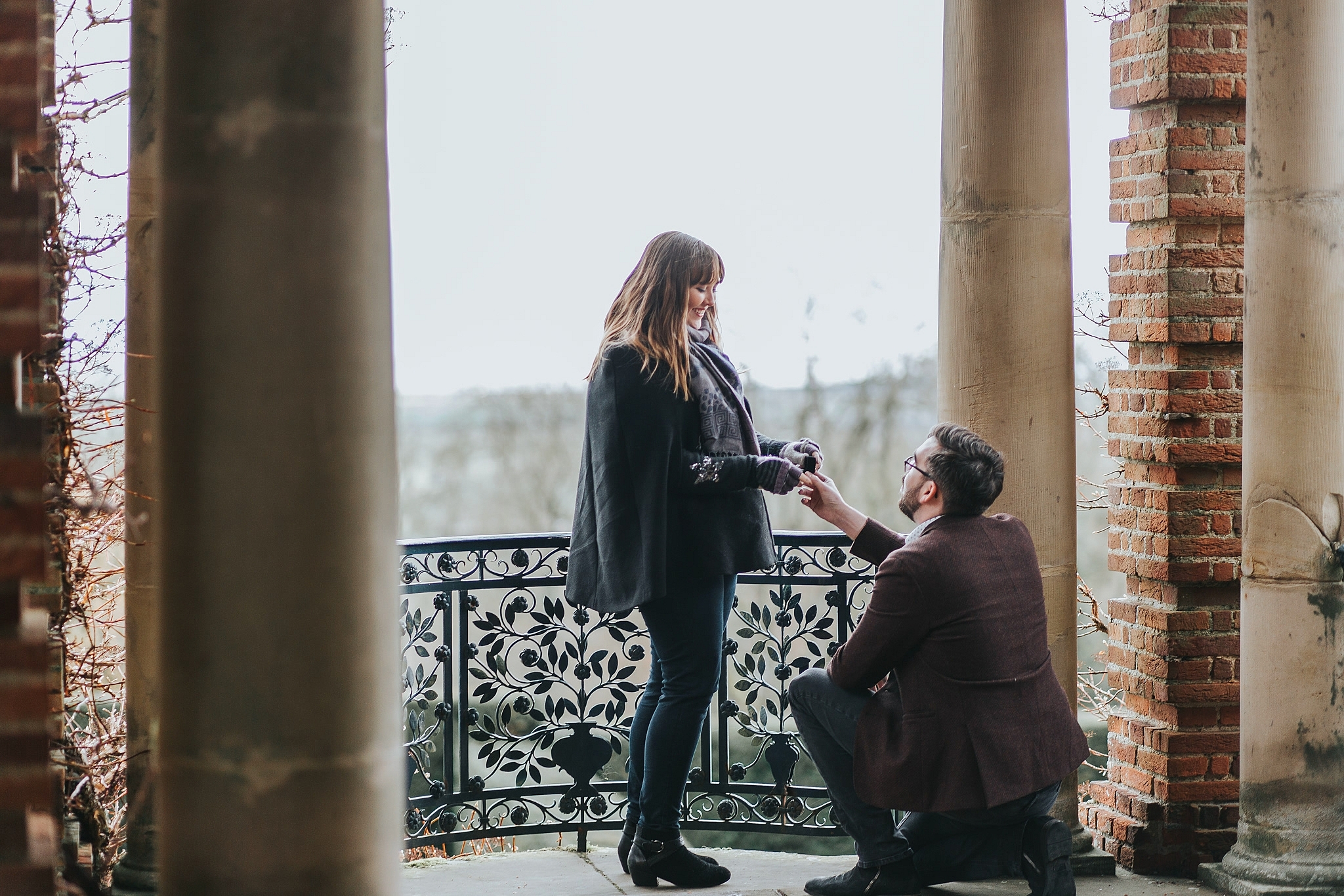 Port Lympne Photography engagement photographer kent Emily Crutcher 6