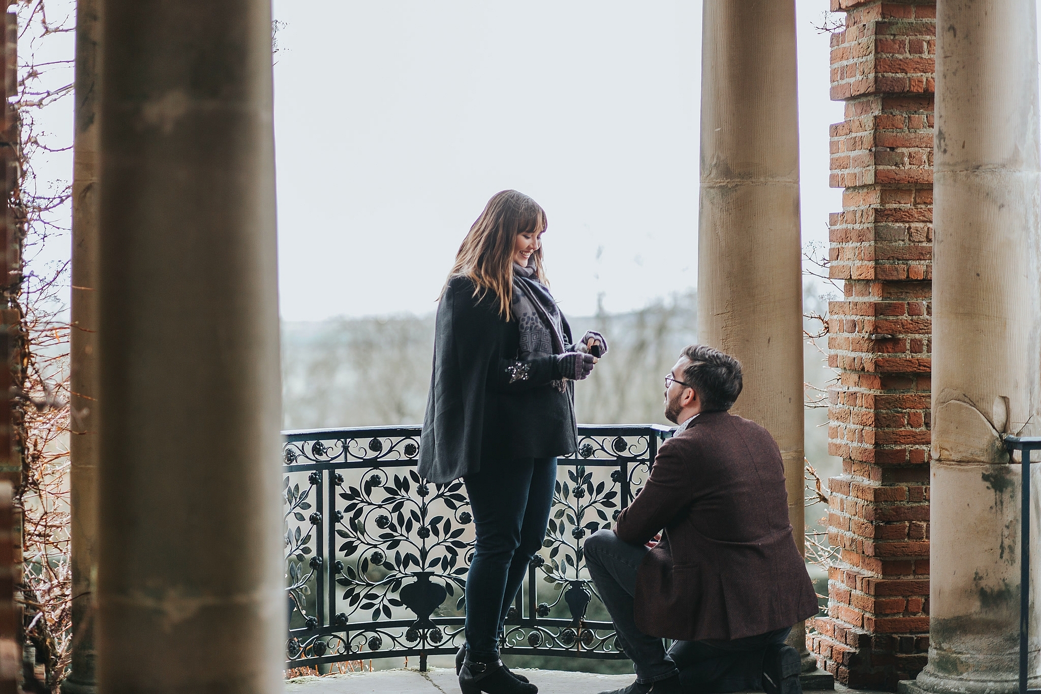 Port Lympne Photography engagement photographer kent Emily Crutcher 7